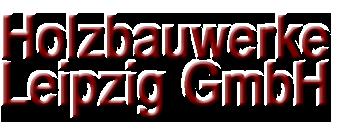 Holzbauwerke Leipzig GmbH Logo